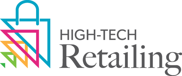 High Tech Retailing Sticky Logo Retina