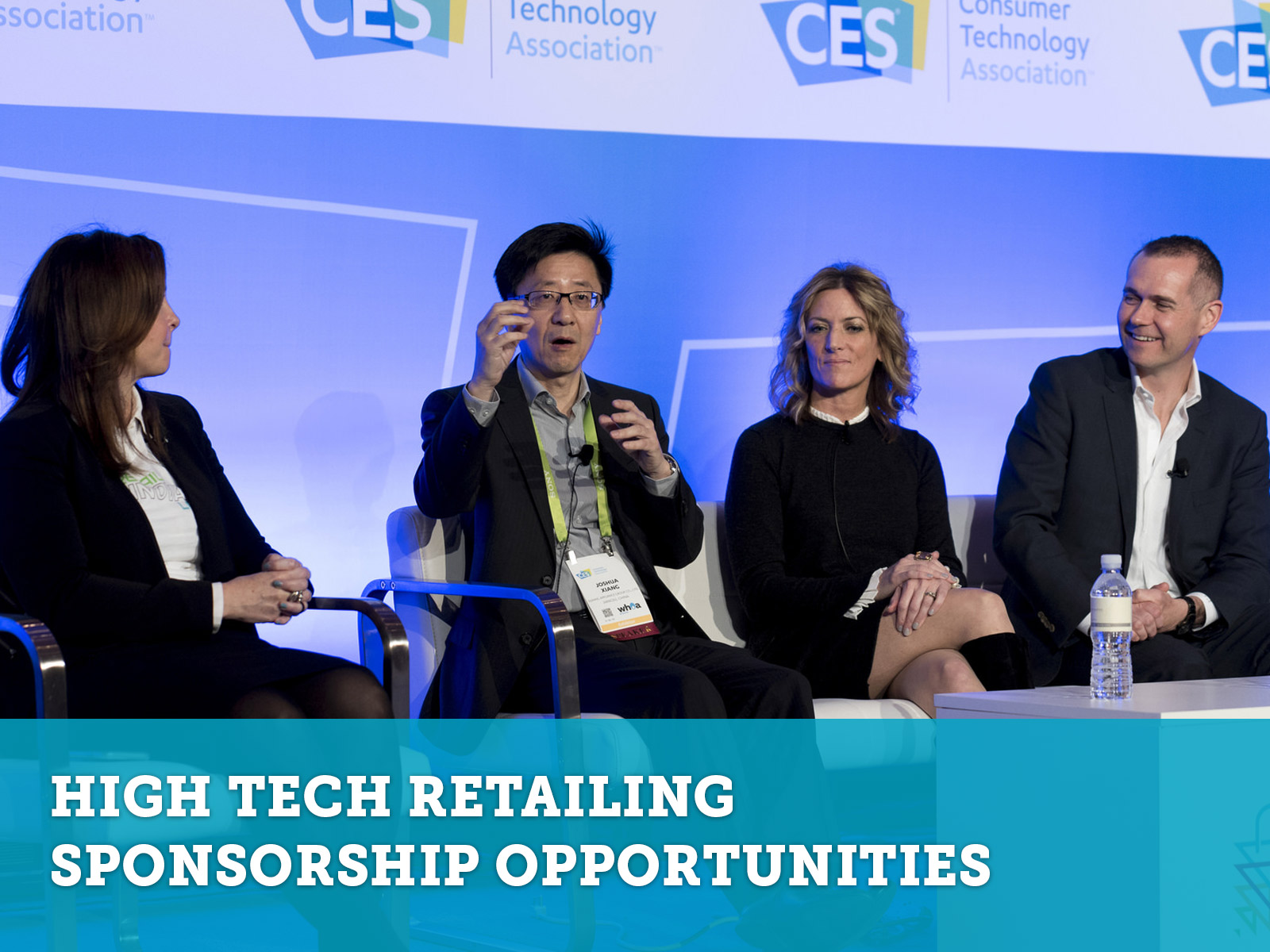 Sponsorship Opportunities at High-Tech Retailing