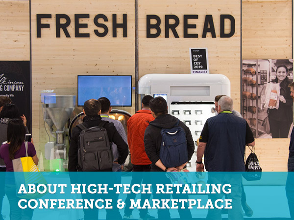 About the High-Tech Retailing Marketplace and Conference
