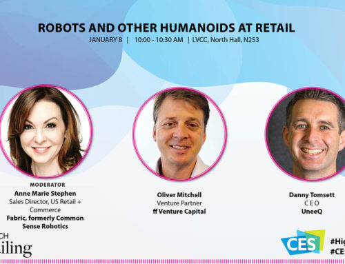 Robots and Other Humanoids at Retail